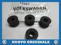 4 Pieces Bearing Rubber Suspension Rubber Bush Suspension VW Golf 5