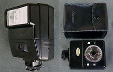 VALIDO FLASH CANON 177A automatico - F1 A1 AE1 program AT1 EF T70 T80 T90