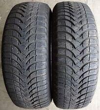 2 Les Pneus d'hiver Michelin Alpin A4 185/65 R15 88T M+S ra267