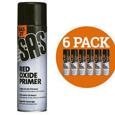 S.A.S Red Oxide Primer (Pack of 6)