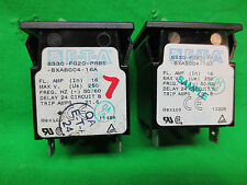 E-T-A 8330-FG20-PRBS-BXAB004-16A CIRCUIT BREAKER / SWITCH - NEW SURPLUS