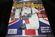 Guitar Player March 1998 Sealed The Who Pete Townshed Recording Brit Rock Tones