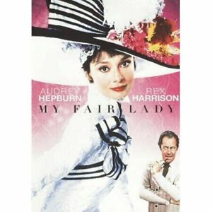 My Fair Lady DVD Audrey Hepburn New and Sealed Australia