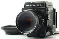 【Exc+5】 Mamiya RB67 Pro S + Sekor C 127mm f/3.5 + 120 Film Back From Japan 914