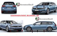 Volkswagen Passat B8 Avant Chrome Head Light Upper Trim+