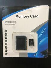 1TB/512GB/256GB/128GB/64GB Universal Micro SD TF Flash Memory Card Class 10 A++