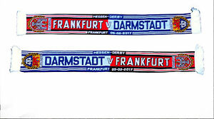 FRANKFURT - DARMSTADT HESSENDERBY FANSCHAL 5.2.2017 Frankfurt