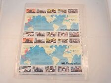 """2 - 1945: VICTORY AT LAST STAMP COLLECTION """"NEW"""" SHEETS OF 10 STAMPS"""