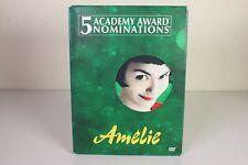 Amelie - Dvd - 2002 - 2-Disc Set - Special Edition - Audrey Tatou