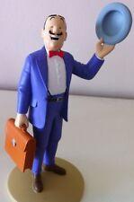 Tim & Tintín figura comic Tintin estatua herge Moulinsart resine Kuifje 14cm nuevo