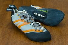 NEW Montrail Magnet Rock Climbing Shoes - MISMATCHED Sizes - Left 41 / Right 42