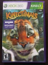 Kinectimals (Microsoft Xbox 360, 2010) w Case & Manual +2 Inserts Very Nice!