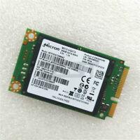 Micron M510 MSATA 6Gb/s 256GB SSD Solid State Drive MTFDDAT256MAZ 745696-001