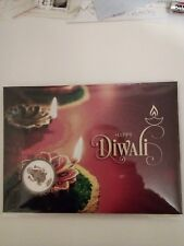 2017 Diwali PNC only 120 issued by Australia Post