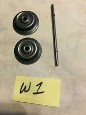 Lionel Standard Scale Train Passenger & Freight Car Truck Wheels and Axle -W1