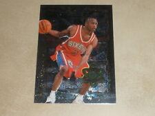1996-97 Fleer Rookie Sensations #7 Allen Iverson Rookie RC