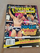 PWI MAY 2013 PRO WRESTLING ILLUSTRATED MAGAZINE THE ROCK WWE TNA ROYAL RUMBLE