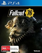 Fallout 76 = PS4 GAME (BRAND NEW AUSTRALIAN VERSION)