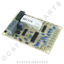 More details for silanos 907174 electronic timer board pcb for lf50 dc045 dc060 dishwasher 907175