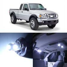 13 x White LED Interior Light Package For 1998 - 2011 Ford Ranger + PRY TOOL