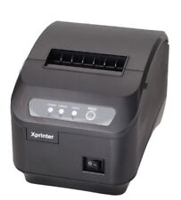 POS Thermal Printer With Automatic Cutting Feature For Commercial Business Tools