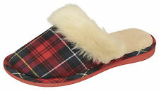 Dunlop Textile Slippers for Women