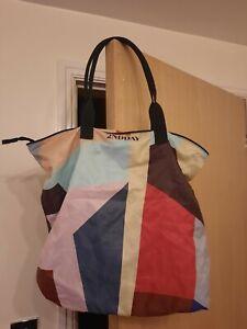 2NDDAY Handbag Shoulder Bag Multicoloured Geometric Asos Large