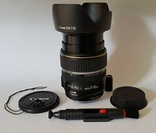 Canon EF-S 17-85 mm F/4.0-5.6 IS USM Lens Bundle 335