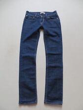 Hosengröße 38 Damen-Jeans mit geradem Bein in Langgröße