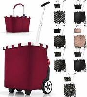 reisenthel Set carrycruiser + carrybag Einkaufstrolley Tasche Korb Einkaufswagen