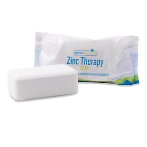 2% Pyrithione Zinc (ZNP) Bar Soap - DermaHarmony 4 oz