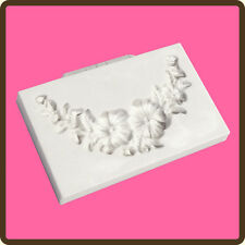 Katy Sue Cake Decorating Mould - Floral Swag