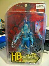 Hellboy 2 The Golden Army Super Nova Liz Translucent Blue Mezco Direct Exclusive