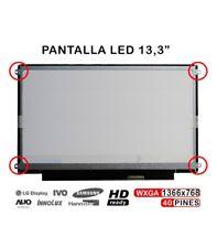 PANTALLA PORTÁTIL LED 13.3 PARA HP COMPAQ FOLIO 13-1010EF SERIES DISPLAY