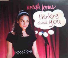 NORAH JONES Thinking about You w/ UNRELEASED trk CD Single SEALED USA seller