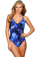 Magicsuit Hippie Chic Roxy V-Neck One Piece Swimsuit