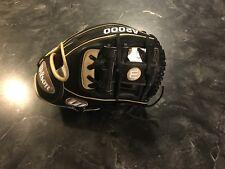 "New 2018 Wilson A2000 1786 11.5"" I-Web Baseball Glove Black Camel"