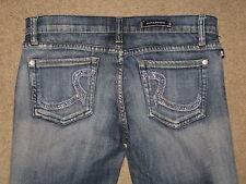 Rock & Republic Size 29 Roth Flare Stretch Denim Womens Jeans