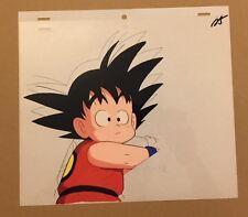 Dragonball DRAGON BALL Toei Production Cel Chibi Son Goku