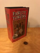 FAWLTY TOWERS ~ THE COMPLETE SET ~ BBC TV ON VHS