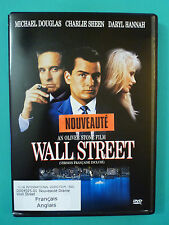 Wall Street (DVD*Eng/Fr*Michael Douglas*Charlie Sheen*Daryl Hannah)FAST SHIPPING