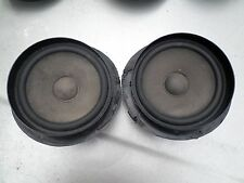 MERCEDES E CLASS w211 E320 LEFT AND RIGHT REAR DOOR SPEAKERS PAIR 03 04 05 06