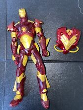 Iron Man Concepts Inferno Armor (Marvel Legends Compatible)