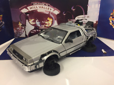 Back to The Future II Delorean Flying Version Scale 1 24 WELLY 22441fv