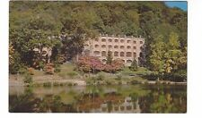 1972 postcard -Assembly Inn, Presbyterian Church Conference Center, Montreat, NC