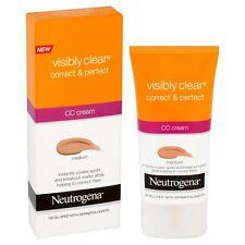 Neutrogena Visibly Clear Correct & Protect CC Cream Medium  50mls