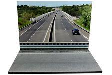 Diorama Autoroute / Motorway - 1/43ème - #43-2-B-B-015