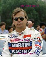 Markku Alen Martini Lancia WRC Portrait 1983 Photograph 2