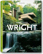 Fachbuch Frank Lloyd Wright, Architektur der ersten Jahrhunderthälfte, OVP, NEU