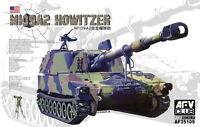 AFV Club 1/35 AF35109 US M109A2 155mm Howitzer Self-Propelled Artillery